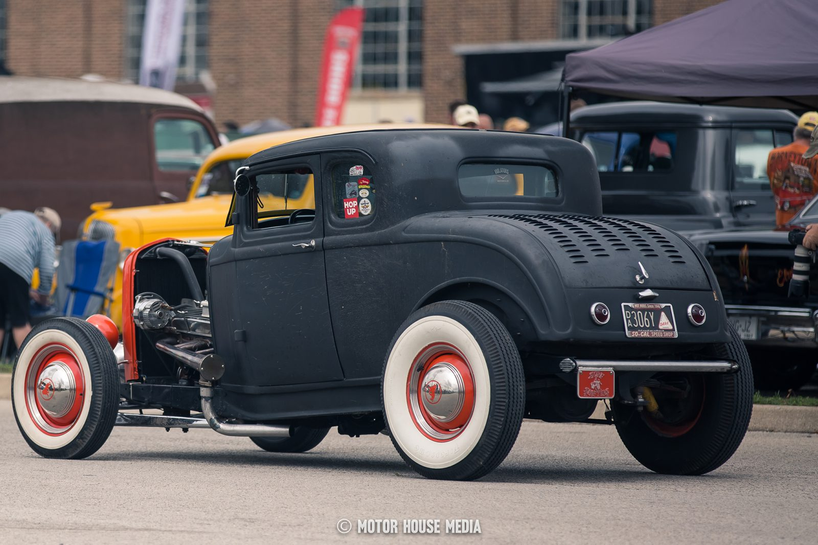 Hot Rod at the Good Guys Great American Nationals
